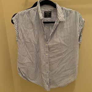 Abercrombie and Fitch button up top